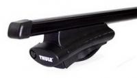 Багажник Thule для автомобилей с рейлингами с прямоугольными дугами